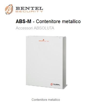 Box contenitore bentel allarme antifurto per alloggio for Bentel security absoluta